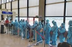 COVID-19 : 350 Vietnamiens rapatriés du Royaume-Uni