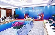 Conférence des chefs de l'air de l'ASEAN