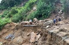 Le typhon Molave fait au moins 23 morts et 47 disparus