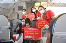 Vietjet inaugure une nouvelle ligne reliant deux grandes villes thaïlandaises