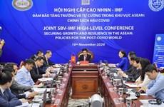 ASEAN : Recherche de solutions pour relancer la croissance économique après le COVID-19