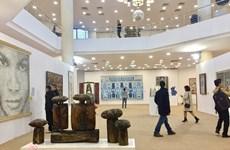 29 œuvres lauréates au Concours national des beaux-arts 2020