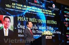 Le Vietnam doit affirmer sa souveraineté et sa prospérité en ligne