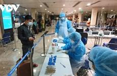 L'aéroport de Tân Son Nhât reçoit le certificat international de prévention et de contrôle sanitaire