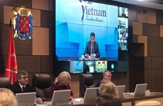 Forum international du Tourisme Saint-Pétersbourg-Vietnam