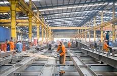 La production industrielle en avril en hausse
