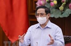 Le Premier ministre travaille avec le ministère de la Santé