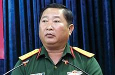 Sanction disciplinaire contre le général de brigade Tran Van Tai
