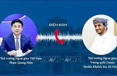 Renforcement des relations Vietnam-Oman