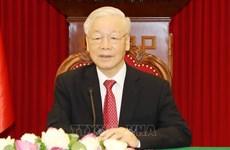 L'article du SG Nguyen Phu Trong sur le socialisme au Vietnam apprécié en Allemagne