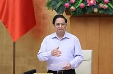 PM : améliorer les réglementations pour lever des difficultés et favoriser le développement
