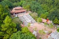 Le Temple dédié au professeur Chu Van An sur la montagne de Phuong Hoang, province de Hai Duong