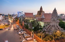 Cambodge : 3,588 milliards de dollars d'IDE en 2019