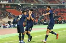 Championnat U23 de l'Asie 2020 : La Thaïlande en tête du groupe A