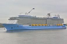 Saigontourist accueille le navire de croisière 5 étoiles Quantum of the Seas