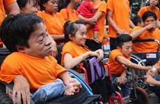 Inauguration du projet de modernisation du Centre pour les victimes de l'agent orange à Hanoï