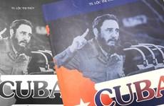 """Lancement du livre """"Cuba lutte pour protéger l'indépendance nationale dans un nouveau contexte"""""""