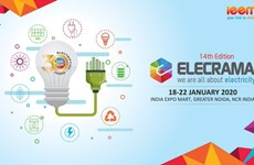 Le Vietnam au salon de l'électricité et de l'électronique industrielle Elecrama 2020 en Inde