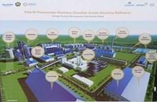 L'Indonésie et la Chine vont construire une raffinerie d'alumine d'une valeur de 695 millions d'USD