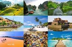 Le Vietnam parmi les 20 destinations touristiques connaissant la croissance la plus rapide au monde