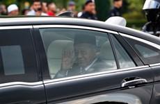 Le roi de Malaisie accepte officiellement la démission de Mahathir Mohamad