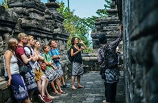 Indonésie : le COVID-19 frappe le secteur du tourisme
