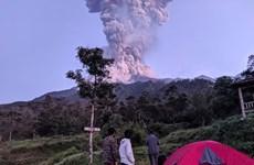L'Indonésie ferme l'aéroport après l'éruption du volcan Merapi