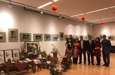 Ouverture d'une exposition de photos sur le Vietnam en Hongrie