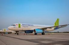 Le vol de Bamboo Airway pour renvoyer les citoyens européens chez eux