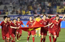 Football féminin : le Vietnam conserve sa première place en Asie du Sud-Est
