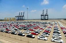 Chute de plus de 40% des importations nationales de voitures en deux mois
