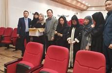 COVID-19 : les Vietnamiens en Arabie saoudite sont appelés à observer les mesures de précaution