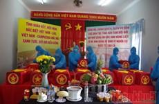 Kon Tum: 21 restes de soldats volontaires vietnamiens tombés au Laos et au Cambodge retrouvées
