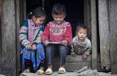 COVID-19: Plan International Vietnam s'engage à protéger les enfants des minorités ethniques