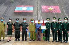 Thua Thien-Hue : rencontre des gardes-frontières laotiens à l'occasion de la fête Bunpimay