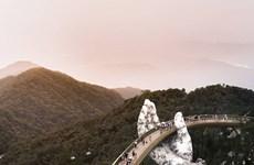 Le pont d'Or à Da Nang classé parmi les 28 plus époustouflants ponts du monde par Business Insider