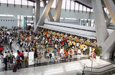 Philippines : Suspension des vols de passagers entrants pendant une semaine