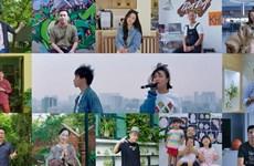 Présentation d'une chanson vietnamienne en écho au mouvement «ResiliArt» de l'UNESCO