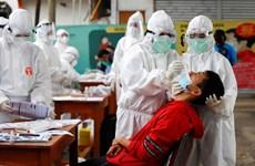 La pandémie de COVID-19 constitue toujours un défi pour certains pays d'Asie du Sud-Est