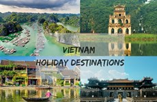 Tourisme intérieur : plus de 53% des Vietnamiens sont prêts à voyager cet été