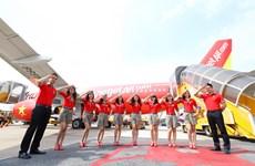 Vietjet ouvre huit nouvelles routes intérieures et offre 2,5 millions de billets promotionnels