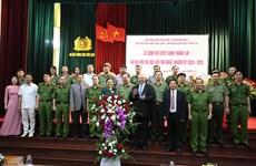 Création de l'Association d'amitié Vietnam-Russie du ministère de la Sécurité publique