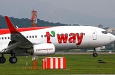 T'way Airlines rouvrira la ligne aérienne Hô Chi Minh-Ville - Incheon (R. de Corée)