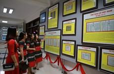 Exposition sur les archipels de Hoang Sa et Truong Sa à Quang Tri