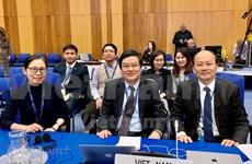 Le Vietnam s'engage activement dans la coopération pour assurer la sécurité nucléaire