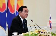 Le Premier ministre thaïlandais confirme le plan de remaniement ministériel