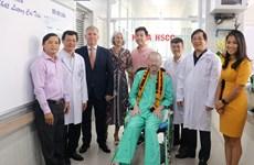 COVID-19 : Le patient 91 sort de l'hôpital après 115 jours de traitement