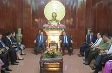 Le Laos appelle les entreprises de Can Tho à investir dans l'agriculture