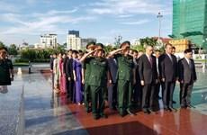 Le 27 juillet : hommage aux soldats volontaires et experts vietnamiens tombés au Cambodge