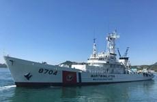 Pêche illicite : la Malaisie effectue des exercices de tir en mer à balles réelles